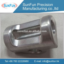 Custom made machined precision parts