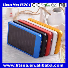 china market of electronic mobile phone accessory solar power bank case