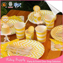 Wholesale high quality Paper Plates Wedding/Christmas Party Tableware