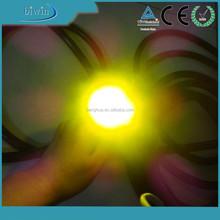 solid core single core plastic end glow fiber optic illumination