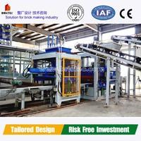 QFT4-15 New Design Hollow Block Making Machine Professional Technology