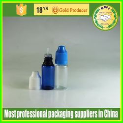 10ml child resistent vials with long tip