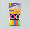 Promotion PET page marker colorful sticky notes for school and office