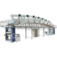 GuoYan TBF pe protective film coating machine