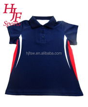 2015 cheap sublimation custom design best quality polo shirt for promotion