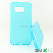 Plastic Material soft cell phone case for Samsung Galaxy S6