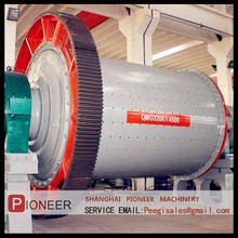 2015 pioneer ball mill machine 900*1800with energy saving and high quality