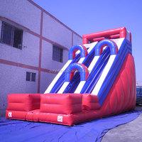 jumbo water slide inflatable