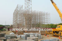 construction Scaffolding material for building and infrastruture