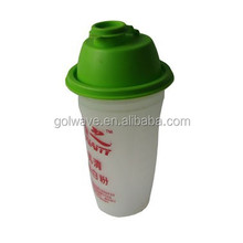 500ML Protein shake blender bottle