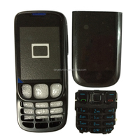 High Quality Housing Frame For Nokia 6303ci classic 6303 6303C Complete Kit Full Housing With Back Door