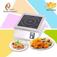 all metal high voltage easy choice induction cooker