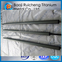 Factory professional process customized Ru-Ir Coated Titanium Anode Tube for Electro Chlorination from china long service life
