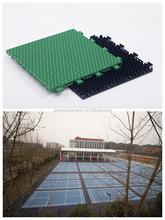 Outdoor and Indoor plastic badminton court sports flooring
