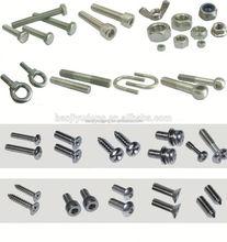 bed frame screws titanium fasteners