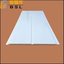 white pvc tongue and groove ceiling panel factory export 20cm pvc panel