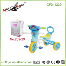 2015 Hot Sale Three Wheels Children Baby Tricycle for Promotion