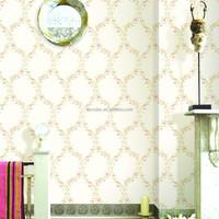 chinese beautiful decorative vinyl wallpaper for restaurant decoration