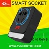Remote Controlled cut off electronic via Internet/LAN smart home WiFi Wall Socket