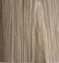 low price colored oak laminated sheets with high grade recon wood veneer for decorative door ,wall,floor,furniture plywood skin