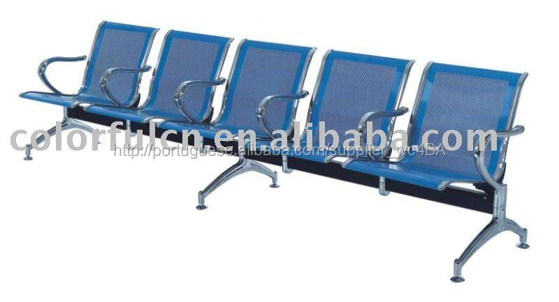 Público 5 assentos cadeira de espera YA-21airport esperando lounge chair