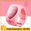 Mini watch gps tracking device for kids earldy for camping jogging
