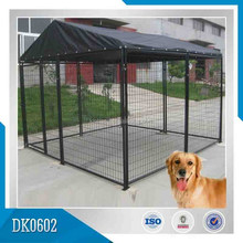 1.84m high Durable large steel Dog house