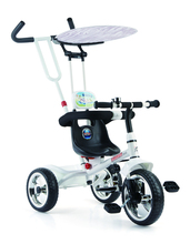 High Quality Baby Tricycle with canopy for 9 months-4years old kids