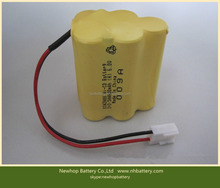 Cheap price ni-cd aa 800mah 6.0v battery pack for solar light