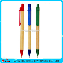 Free Sample new style promo paper ball pen