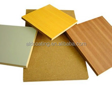 ALD MDF board powder coating