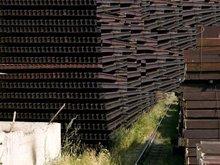 Metal scrap, Used Rail, HMS 1& 2, iron, steel, truck scrap, car scrap