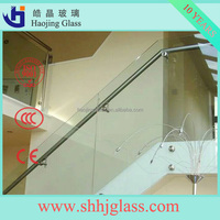 Haojing supply toughened glass manufacturing process