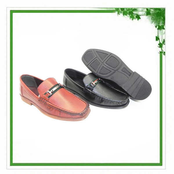 Formal wear good quality cheap men loafer shoes