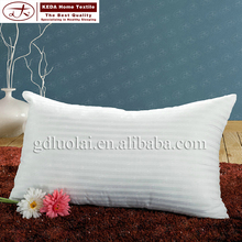 Design your own brand muti-functional polyester fiber pillow