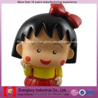 mini cartoon character anime action figure toys,Q version anime action figure toys,making anime action figure