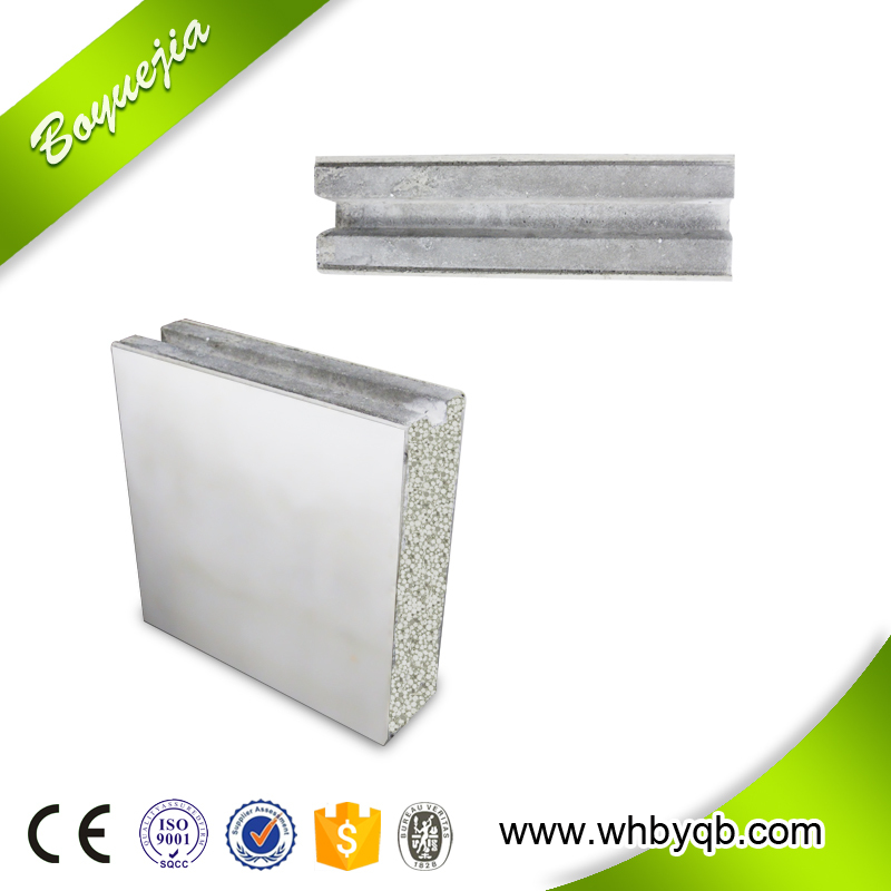 High quality labor cost saving insulated cement block for for Insulated cement blocks