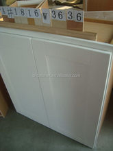 Top quality new arrival bespoke kitchen cabinets factory