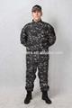 ripstop camuflaje militar del ejército traje ropa de batalla uniforme de combate trajes