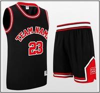 2015 newest mens reversible basketball uniform/wear