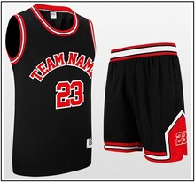 2015 newest mens reversible basketball uniform/wear