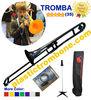 Plastic Trombone -BLACK