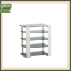glass curved cheap flat screen tv stand DG044