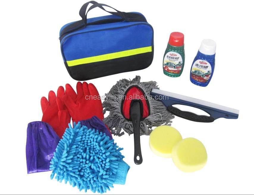 d tail de nettoyage de voiture professionnel de nettoyage de voiture kit de nettoyage de. Black Bedroom Furniture Sets. Home Design Ideas