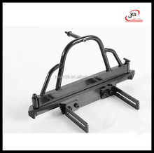 High Quality Rampage Recovery Rear Bumper with Swing Away out Tire Carrier