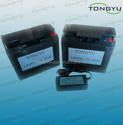 UL Approved 18ah 12v Lifepo4 Battery For Golf Trolley, Ups Backup Power