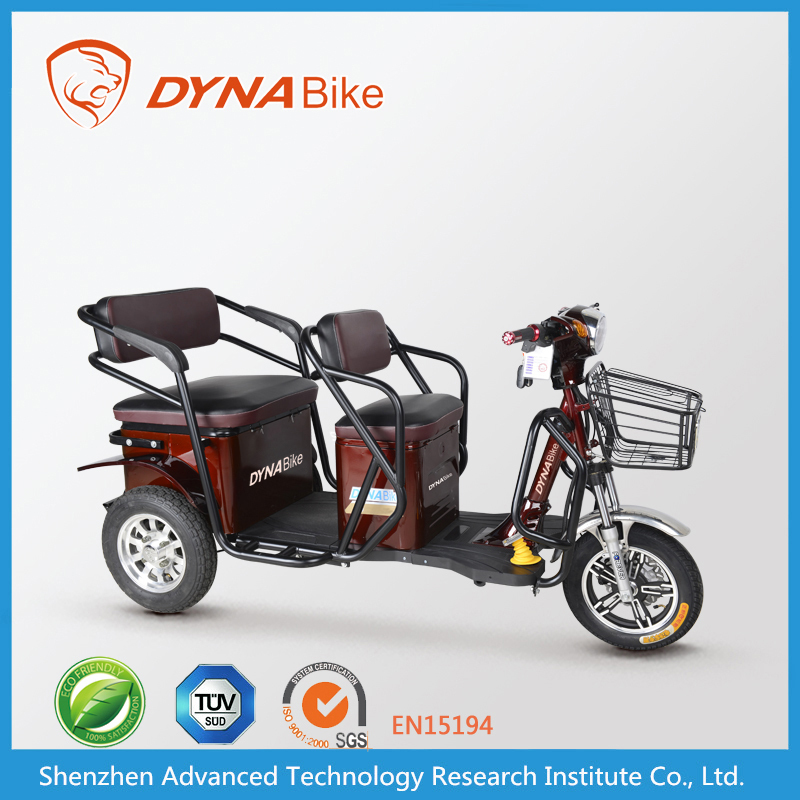 2015 Hot Selling 3 Wheel Electric Scooter For Passengers