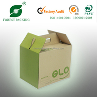 2014 WHOLESALE DURABLE ECO-FRIENDLY WHOLESALE CARDBOARD BOXES LUNCH BOX