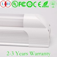Hot Sale Plant Growing 600mm 9W Warm White Water Clear Housing Three Pin Tube LED