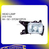 Manufacturer for toyota hiace headlight made in China